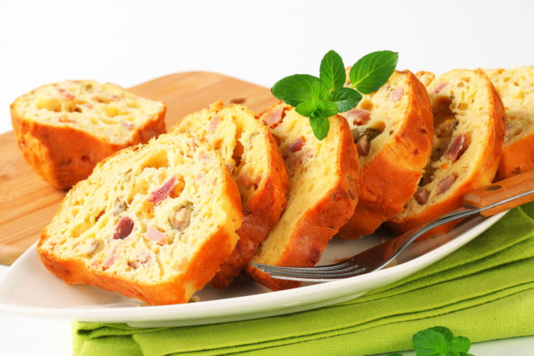 Cake Jambon Olive La Meilleure Recette