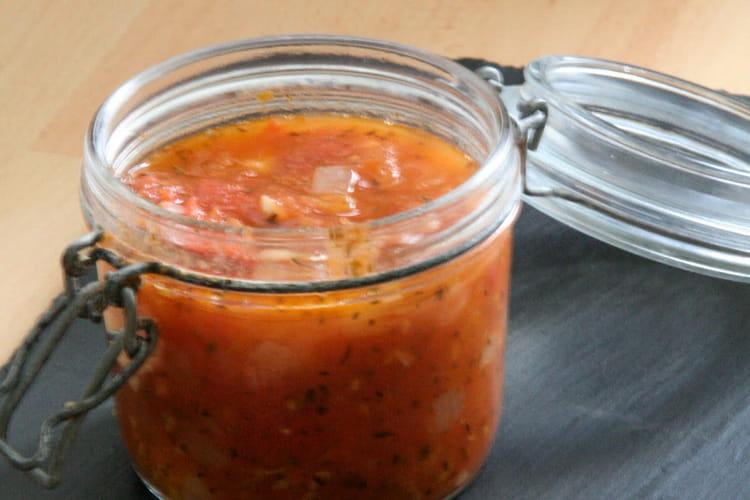 Sauce Tomate au Piment d'Espelette