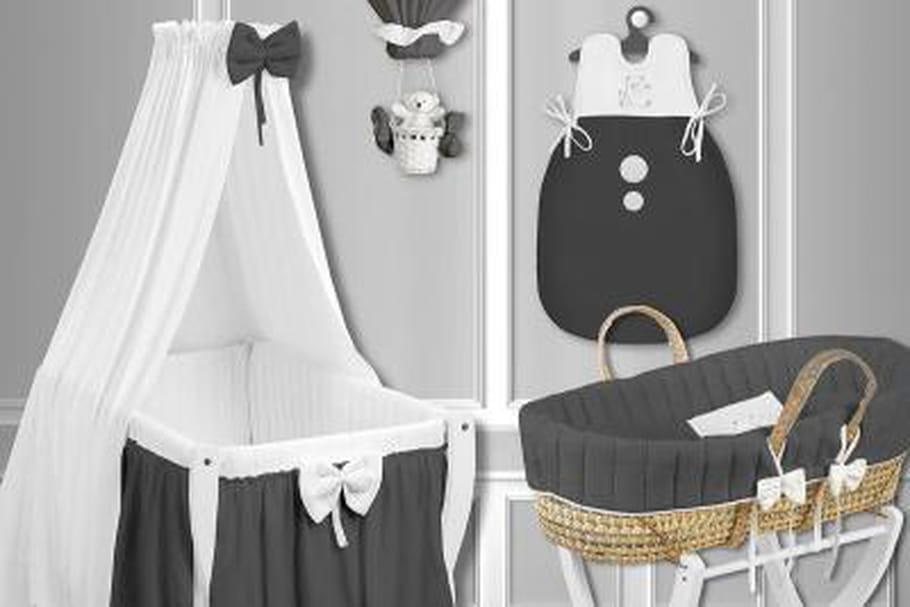 Du mobilier haut de gamme pour bébé