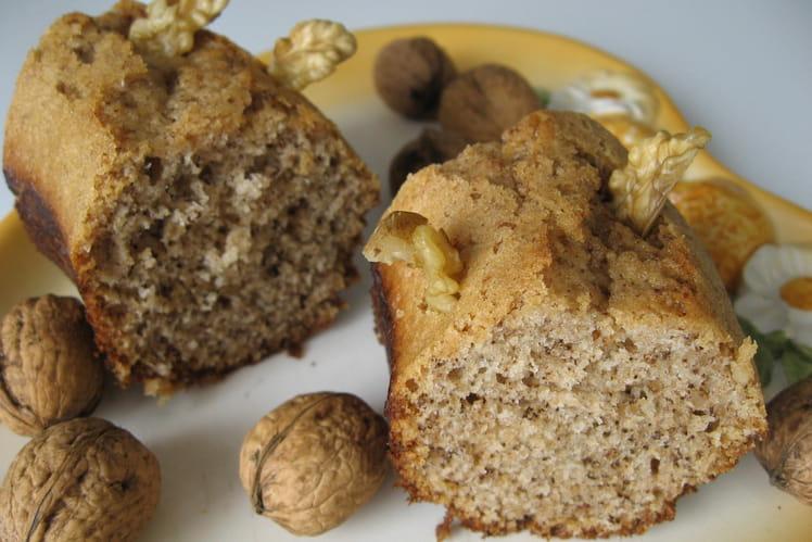 Gâteau aux noix de grand-mère