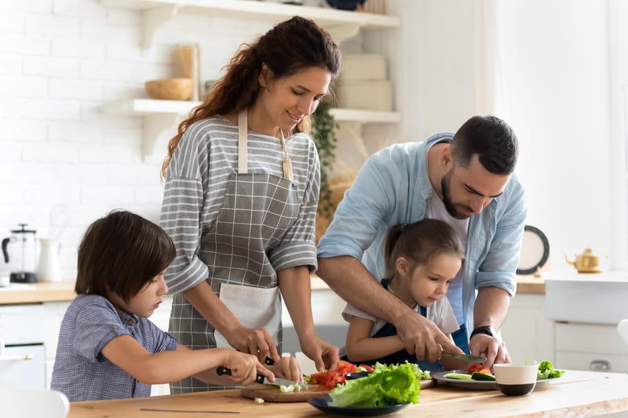 Les indispensables pour cuisiner avec les enfants
