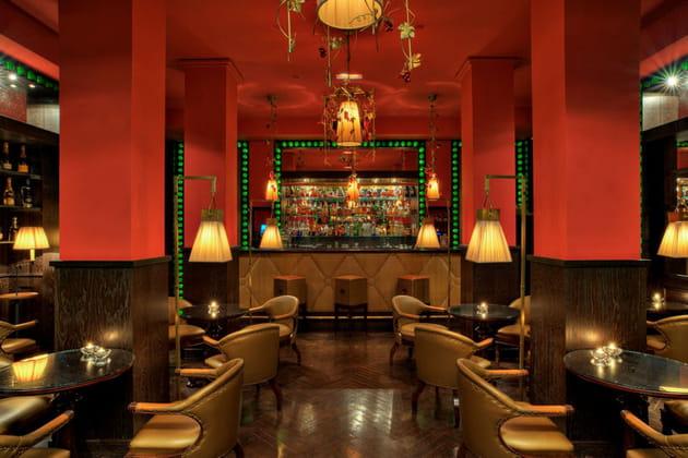 Le Victor Bar, pour des cocktails et whiskies enivrants