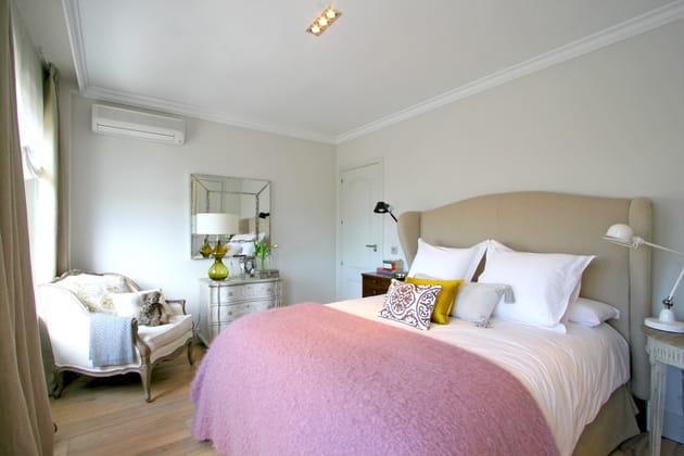 Une chambre chaleureuse
