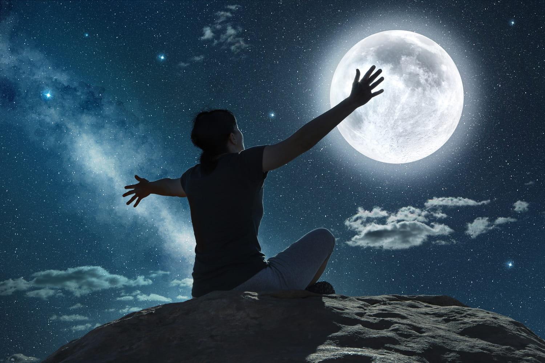 Quels sont les effets de la pleine lune sur le corps?