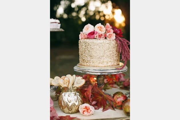 Gâteau de mariage: notre sélection de wedding cake