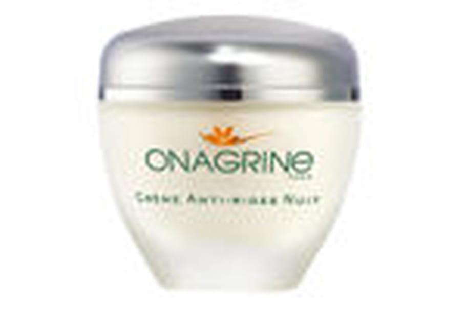 Crème anti-rides nuit à l'Onaphyline d'Onagrine