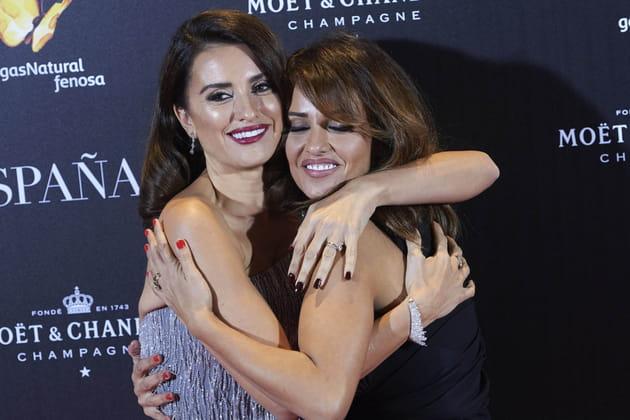 """Penelope et Monica Cruz ont joué à """"sister sister"""""""