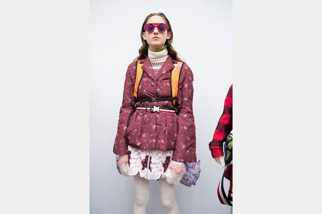 Moncler Gamme Rouge (Backstage) - photo 42