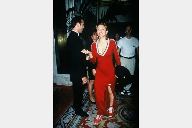 Madonna le 23juin 1996