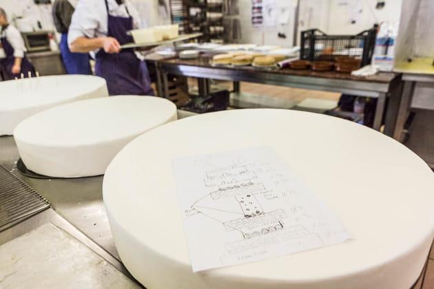 La pâtisserie: le coeur de métier de la Maison Pignol