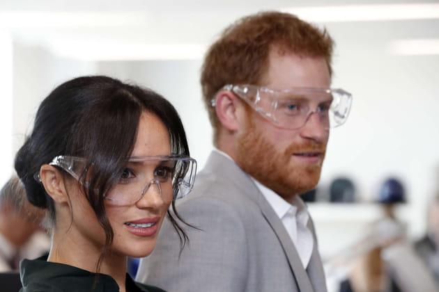 Meghan Markle et le prince Harry: life in plastic, it's fantastic