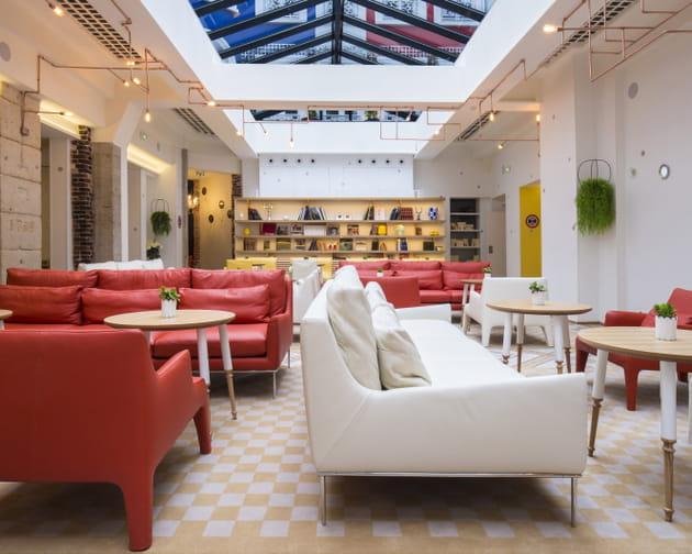 Hôtel 34B par Philippe Maidenberg