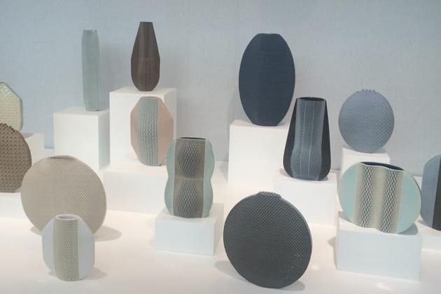 Les vases Codex d'Hélène Morbu