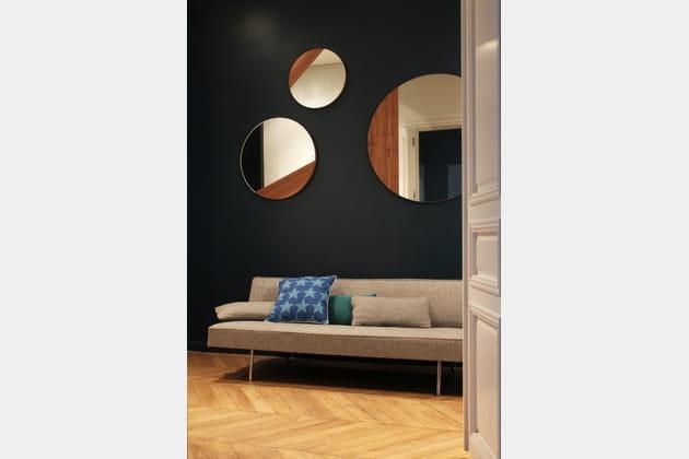 Miroir Camoe de Belnette