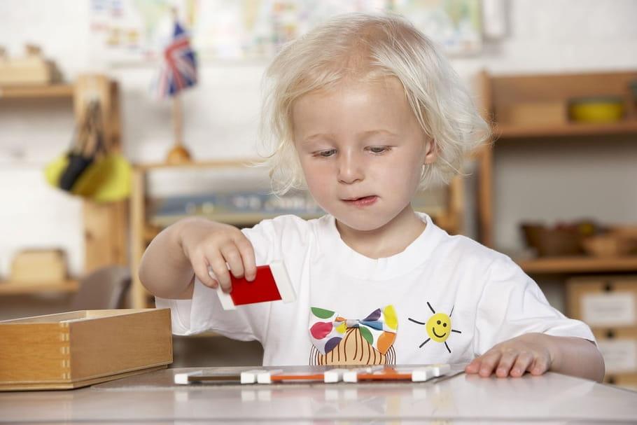 La pédagogie Montessori, qu'est-ce que c'est?