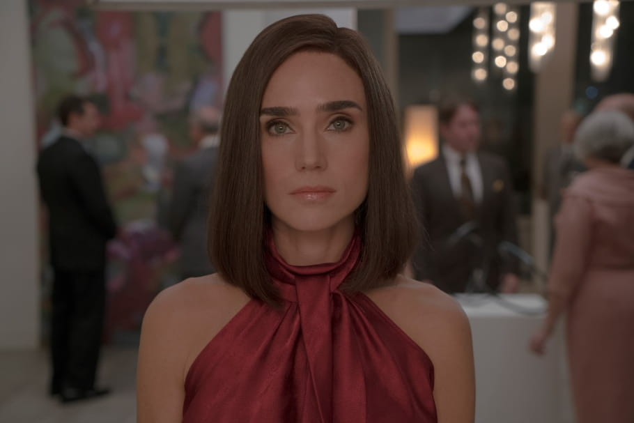 Jennifer Connelly, troublante de beauté