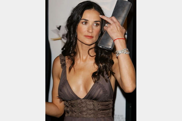 Demi Moore, actrice