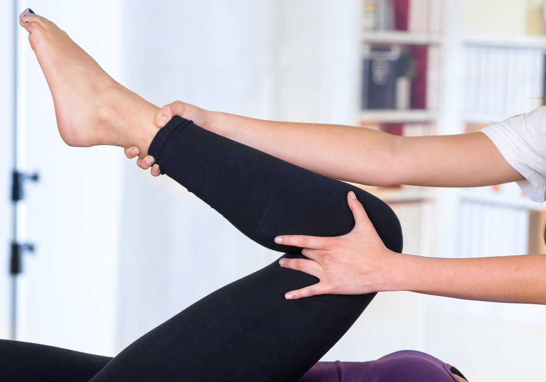 Flexum du genou: causes, exercice, traitement, rééducation