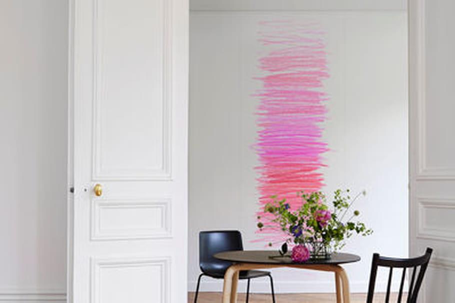L'objet du désir : le papier peint Céleste chez Maison M
