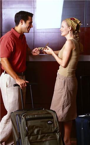 les rencontres dans les aéroports : ça n'arrive pas que dans les films !