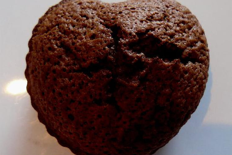 Mini-gâteaux au chocolat