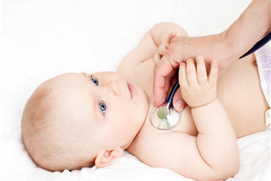 La bronchiolite du nourrisson s'installe