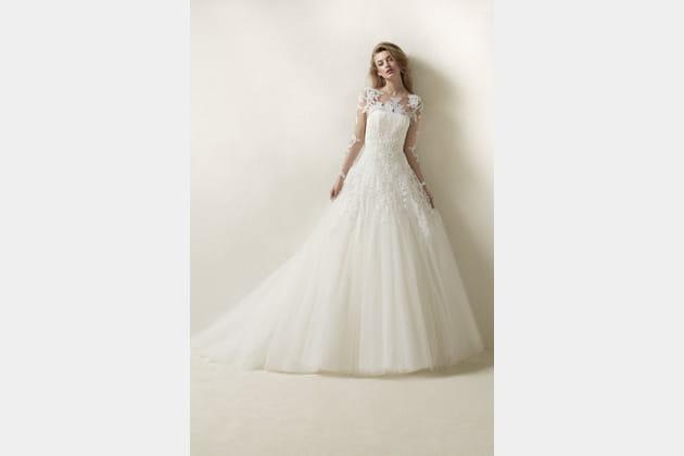 Robe de mariée Drisela de Pronovias