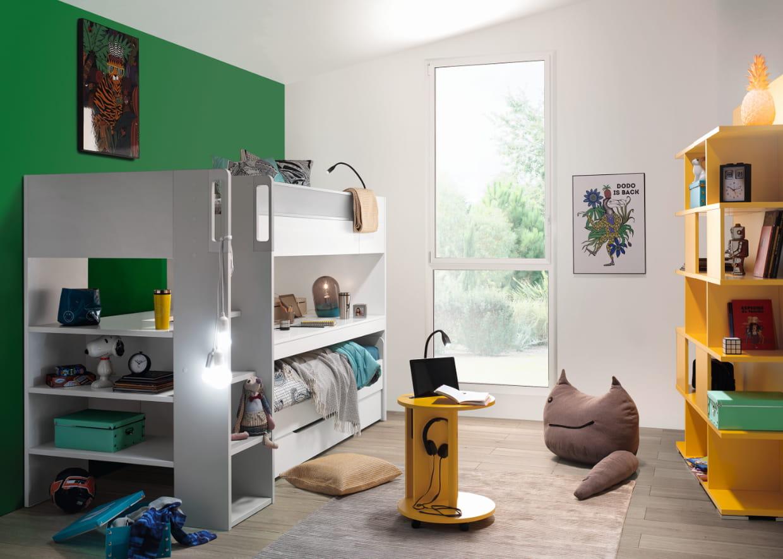 lit concept trio de gautier. Black Bedroom Furniture Sets. Home Design Ideas