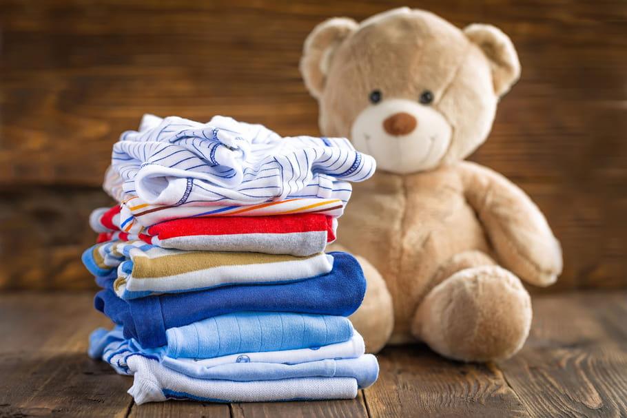 Où Revendre Les Vêtements De Bébé