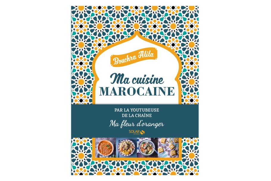 """Concours : en juillet, gagnez des livres """"Ma cuisine marocaine"""", aux éditions Solar"""