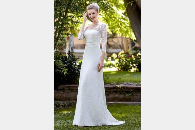 Robe de mariée Emma de Point Mariage