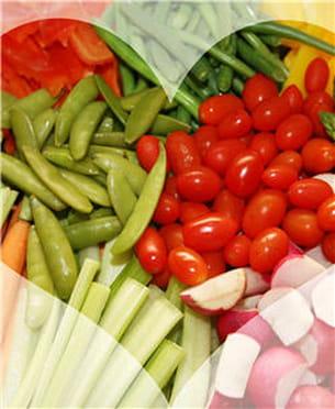 les fruits et légumes, des alliés du cœur.