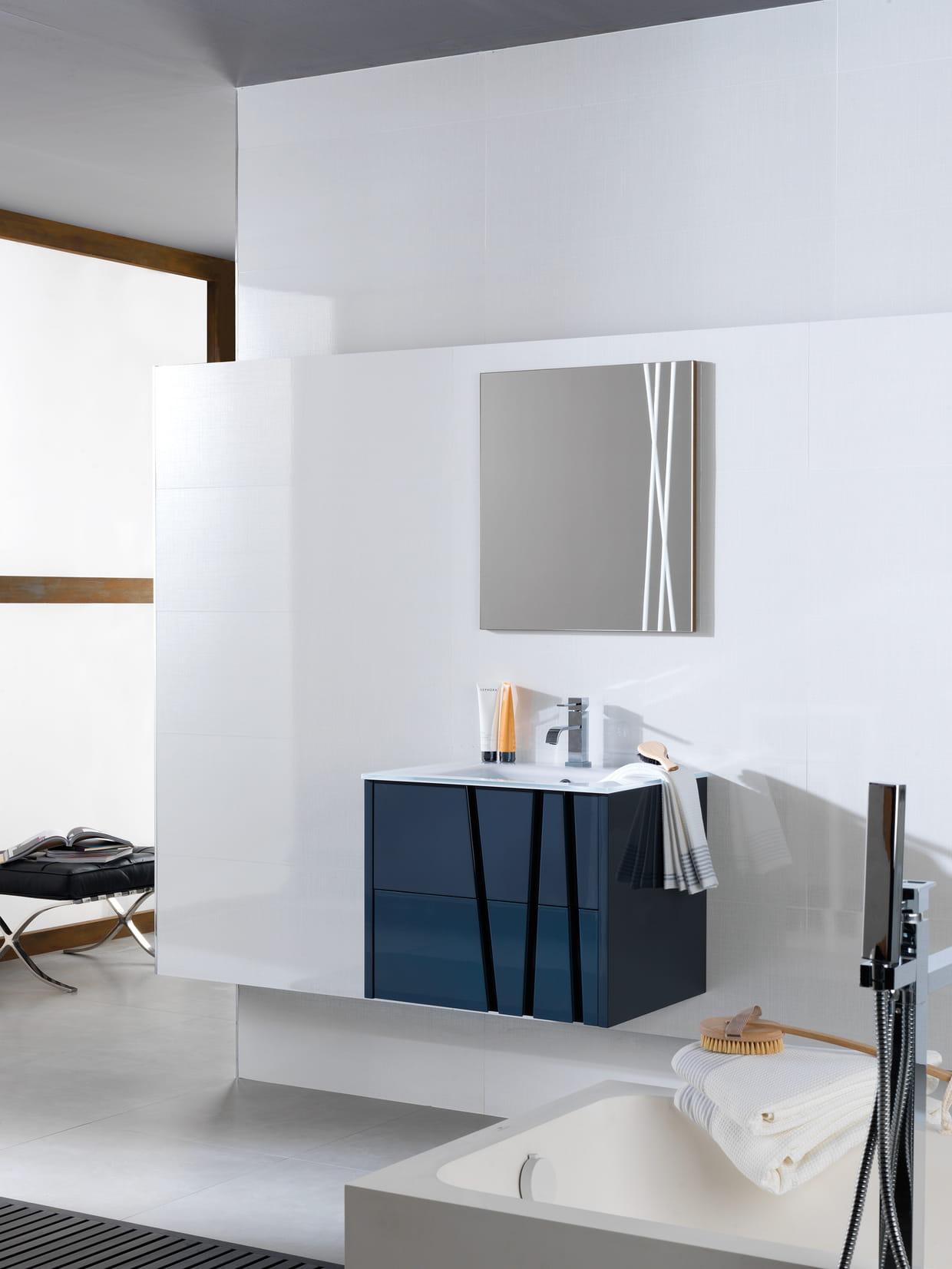 Meuble bambu de porcelanosa for Meuble salle de bain porcelanosa