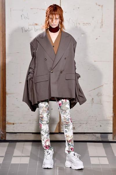 Junya Watanabe - Automne-Hiver 2018-2019