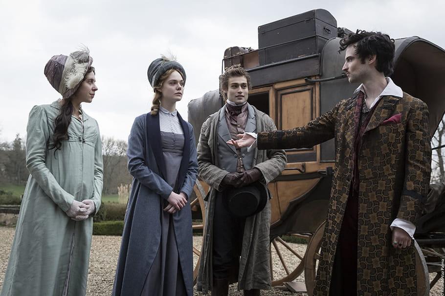 Mary Shelley: 10bonnes raisons de faire sa connaissance au cinéma