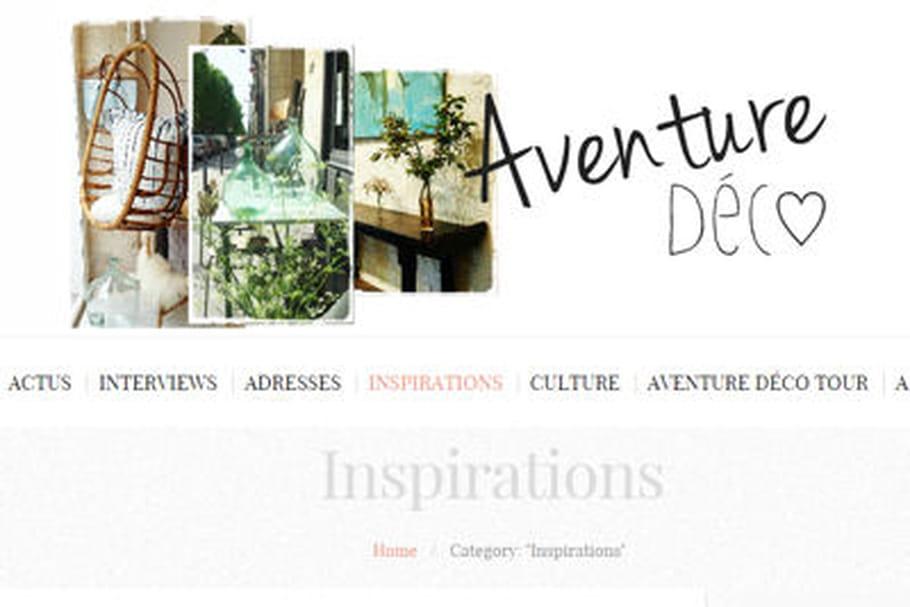 Le blog du moment : Aventure Déco