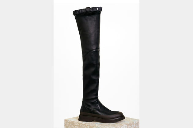 "Cuissardes ""Country boot"" de Céline"