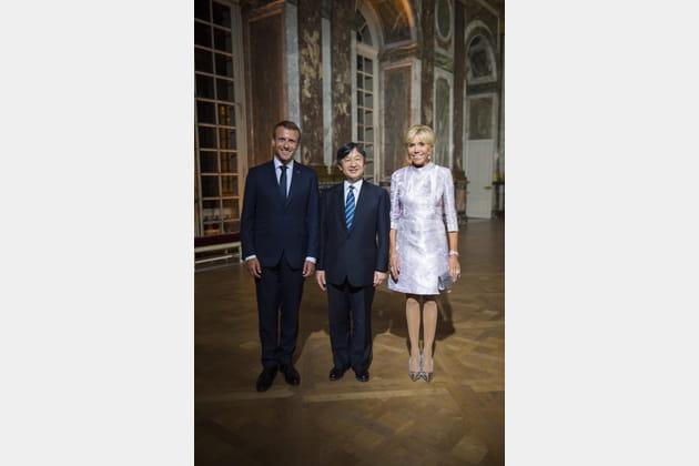 Brigitte Macron le 12septembre 2018