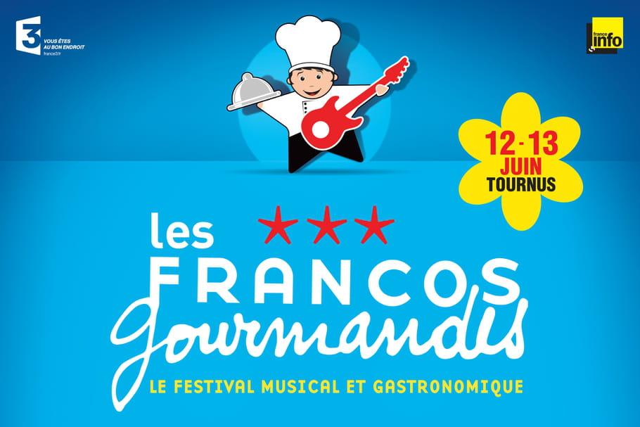 Francos Gourmandes : gagnez 5 billets d'entrée