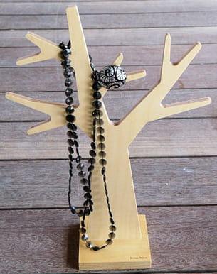 arbre à bijoux de reine mère