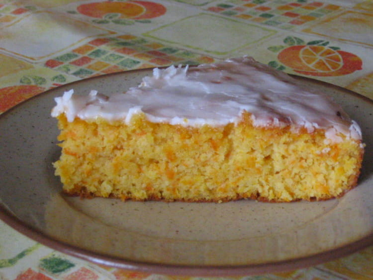 Cake Aux Carottes Thermomix