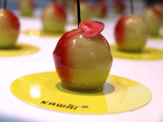 Croquez la pomme