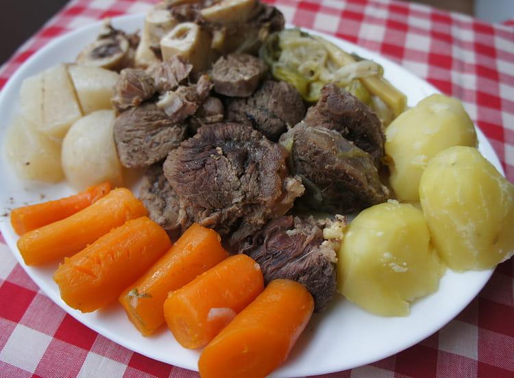Recette Pot Au Feu Traditionnel Boeuf