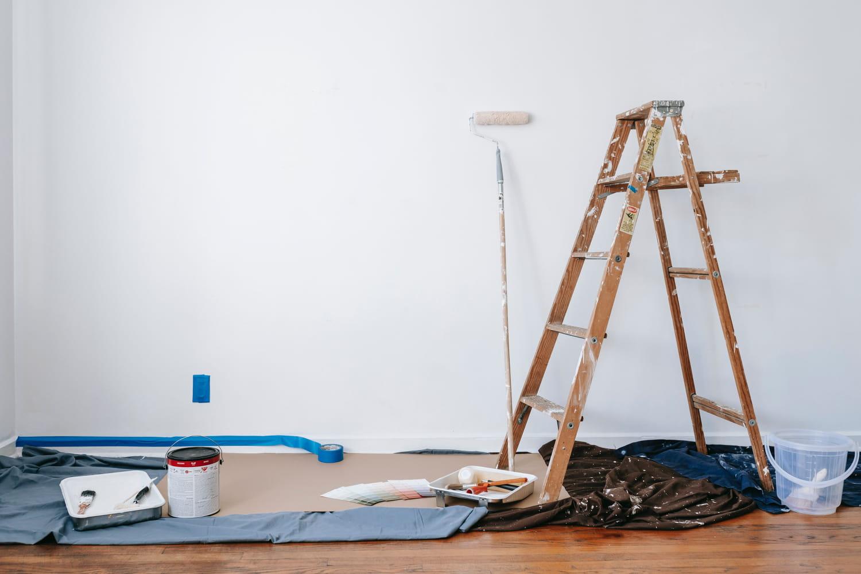 Les erreurs à éviter quand on peint un mur