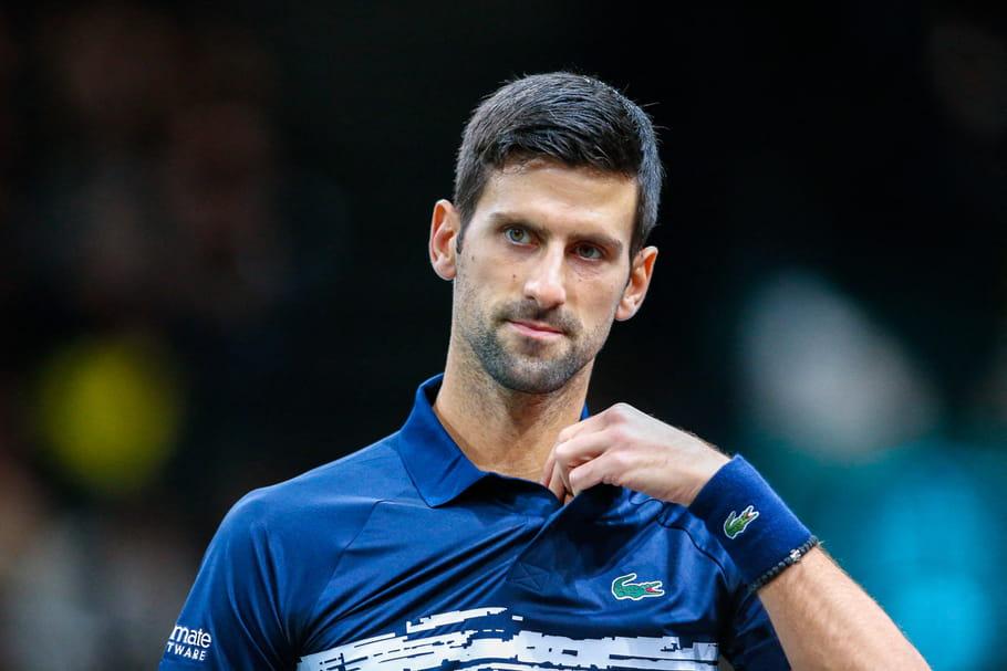 """NovakDjokovic et sa femme, contaminés au Covid-19: """"Je suis profondément désolé"""""""