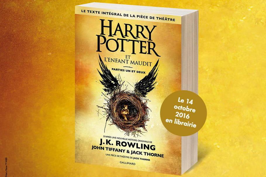 Harry Potter est de retour en librairie