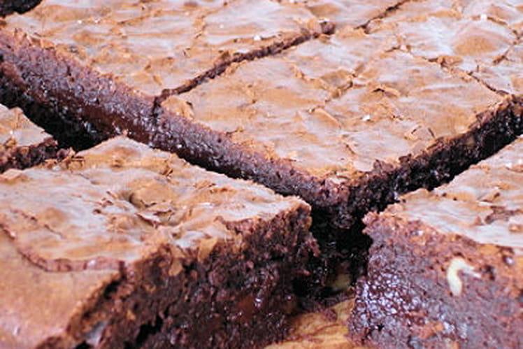Brownie au chocolat extra