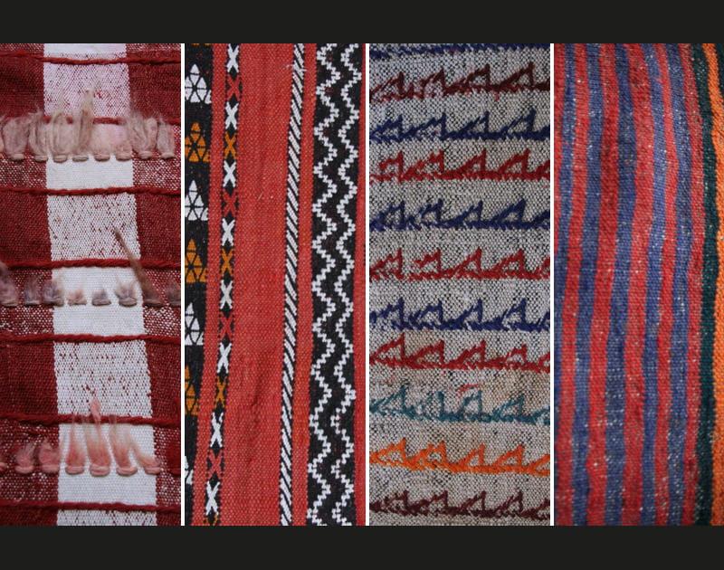 Des tapis ethniques