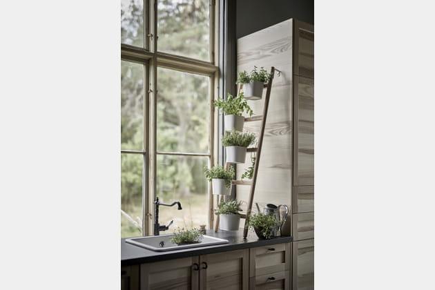 Piédestal pour plantes IKEA