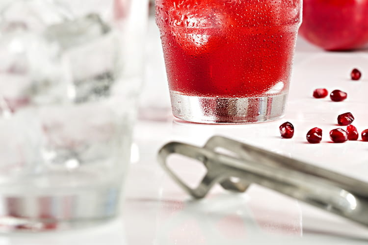 Pom princess (cocktail sans alcool)